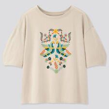 Uniqlo UT x AnnaSui Short Sleeve T-shirt Size M