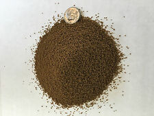 1/4 Lb. Tropical Fish MICRO PELLETS -  BUY IN BULK TO SAVE!