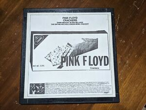 Pink Floyd Crackers Hollywood Bowl Concert Bootleg 3 LP Vinyl Set