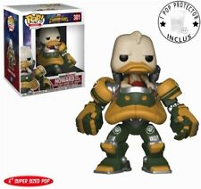 FUNKO POP MARVEL : CONTEST OF CHAMPIONS - POP N° 301 - HOWARD DUCK MECH OVERSIZE
