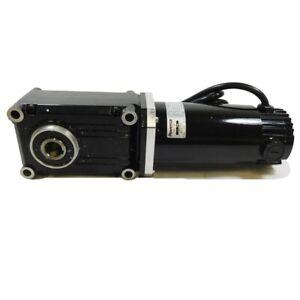 Bison 021-720C0030 DC Gear Motor 24V 60 RPM 1/8HP 30:1