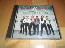 Carriere - Du bist zum verlieben CD