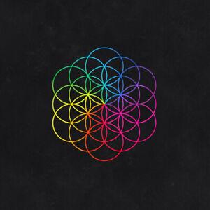 Coldplay - A Head Full Of Dreams (2015) CD NEW