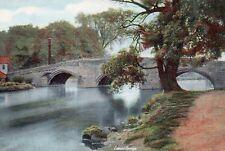 Eamont Bridge : Penrith : card - Davidson Bros (with script)
