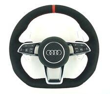 Alcantara ou cuir seller réfèrent pour divers modèles Audi TT TTS TTRS