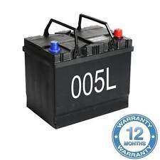 Titanium 005L Car Van Battery 60Ah - D47, S4024, S 4024