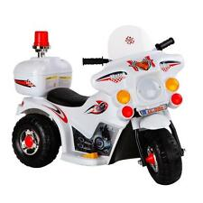 Kids Boys Play Toy 6V Ride-on Bike Rechargeable Battery Motorbike - 3+ Years