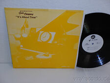 Gold Company, Western Michigan University It's About Time TEST PRESSING LP NM