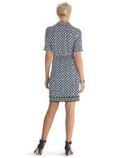 White House Black Market Geometric Dress Size S