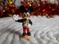 Polly pocket figurine mickey disney magic kingdom disneyland vintage rare