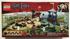 LEGO 4737 Harry Potter QUIDDITCH MATCH SEALED NEW RETIRED Hogwarts Malfoy Hooch