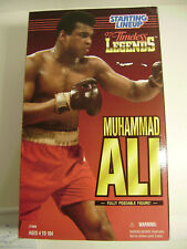 Muhammad Ali 27969 Starting Lineup  Boxing Figure 1997 MIB Kenner