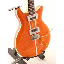 Replica mini guitar chitarra in miniatura - Prs Ii  Carlos Santana
