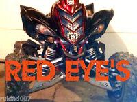 YAMAHA RAPTOR 660 RED EYES HeadLight Covers GYTR YAMAHA