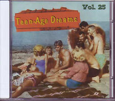 Specialmente-Teen-Age Dreams vol.25 Popcorn & Teenage CD