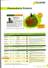 clause sementi pomodoro verde a frutto dartagnan f1 busta x 1000 semi ,moltovigo