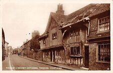 BR93883 thomas becket cottages tarring worthing real photo   uk