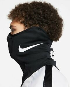 NEW Nike Strike Snood Winter Warrior Neck Warmer BQ5832-013 Size S/M Black