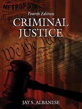 Criminal Justice (4th Edition) (MyCrimeLab Series)