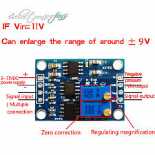 AD620 Microvolt MV Voltage Amplifier Signal Instrumentation Module Board A2TD