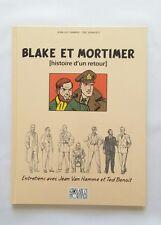 BD - Blake et Mortimer Histoire d'un retour EO 1996 E.P.JACOBS CAMBIER VERHOEST