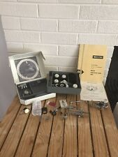 Vintage Necchi Sewing Machine Parts & Cams Made in Italy Supernova Julia 534