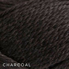 5 x 50g Balls - Patons Jet 12ply Wool-Alpaca - Charcoal #101 - $34.95 A Bargain