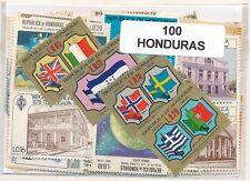 Honduras    US  Paquete  100 sellos diferentes