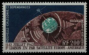 Neukaledonien 1962 - Mi-Nr. 386 ** - MNH - Raumfahrt / Space