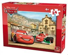 CHILDREN KIDS (4+) 24 PIECE DISNEY CARS 3 LIGHTNING MCQUEEN JIGSAW PUZZLE 05245B