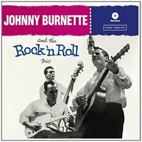 Johnny Burnette & The Rock'N Roll Trio LP Vinyle Wax Time Records