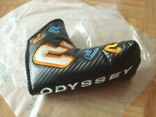ODYSSEY FUNKY QUESTION MARK LIMITED EDITION BLADE PUTTER COVER HEADCOVER - NEW