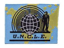 Man from Uncle U.N.C.L.E. Logo - Uniform Patch  Aufnäher