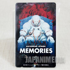 Retro Memories Telephone Card Katsuhiro Otomo Japan Anime