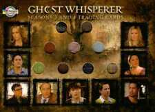 Ghost Whisperer Seasons 3 & 4 Costume Card C28 with Nine Pieces of Cast Material