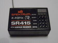 Spektrum SR415 4 Canales nuevo receptor de 2.4ghz (Recambio Reemplazo Directo)
