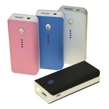 5600mAh Portable Backup Power Bank Battery Charger for iPhone 6, 6s, plus, 5s 5c