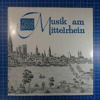 Musik am Mittelrhein Sterkel Quintett Klavierkonzert Fidula Fon 3004 LP99