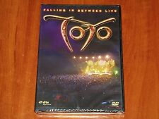 TOTO DVD FALLING IN BETWEEN CONCERT LIVE IN PARIS 1987 AT LE ZENITH ARENA New