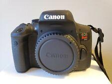 Canon EOS Rebel T6i 24.2MP Digital SLR Camera with 18-55mm Lens