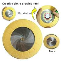 Flexible Circle Drawing Tool Adjustable Measuring Drawing For Woodworking R T7E8