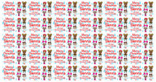 Lol Personalised Christmas Gift Wrapping Paper with any message