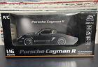Porsche 2020 Cayman R 1/16 Scale Grandex Authorized HQ RC Model Car/ 27 MHz Band