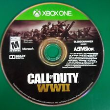 Call of Duty: WWII (Microsoft Xbox One, 2017) Disc Only 3 14347