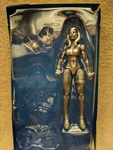 Marvel Legends Hasbro Joe Fixit Series Jocasta Action Figure No BAF Piece LOOSE
