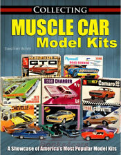 MUSCLE CAR MODEL KITS COLLECTING BOOK BOYD KIT