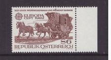 Austria 1982 Europa  Cept Horse drawn Railway MNH mint stamp SG1937