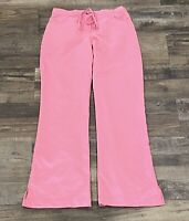 Greys Anatomy Womens Scrub Pants Pink Size Small Nursing Medical Used