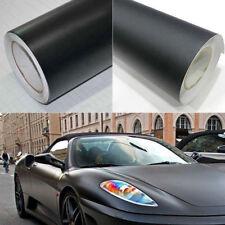 Negro Mate Embalaje De Vinilo Coche BRA Protección la pintura Pegatina Película
