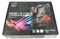 ASUS ROG Strix Z370-H Gaming LGA 1151 Intel Z370 HDMI DDR4 ATX Motherboard